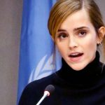 Her Voice Might Tremble, But Emma Watson's Message Is Strong and Clear.