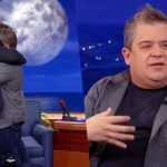 Patton Oswalt Talks Finding 'Happiness' After the Loss of His Wife.
