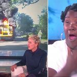 After Mom Saves 20 Kids From a Burning Bus, Ellen Refuses to Accept She Lives Paycheck to Paycheck.