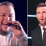A Teen Is Rejected From 'The Voice'. But After His Dad Dies, He Stuns the Judges On His Second Try.