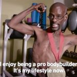 Not Even Cerebral Palsy Can Stop This Inspirational Bodybuilder.