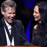 Randy Travis Stuns the Crowd at the 'Country Music Hall of Fame' With an 'Amazing Grace' Performance.