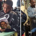 This Barbershop Cuts Prices for Kids Who Read Aloud During Appointment.