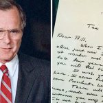 George Bush's Outgoing Letter to Bill Clinton Is a Lesson in Dignity and Respect.