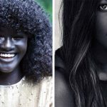 Teen Bullied for Her Incredibly Dark Skin Color Becomes a Model, Takes the Internet by Storm.