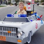Dad Turns His Son's Wheelchair Into 'Ghostbusters' Car.