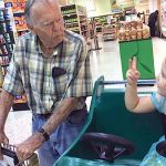 4-Year-Old at Grocery Store Calls Lonely Widower 'Old'… And Mom Is Floored By His Response.