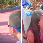 She Thinks Disney World Proposal Is the Surprise, Then Fiance Tells Her to Look Down the Path.