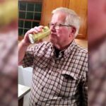 Grandpa Finally Opens Beer He Saved 32 Years for Cubs Win.