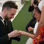 Groom Marries Bride, Turns to Bride's Daughter and Asks Her to Be His Daughter Forever.