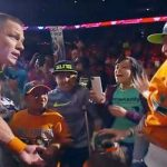 A WWE Superstar Suddenly Stops a Live Fight, Honors a 7-Year-Old Cancer Survivor In the Crowd.