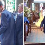 Bride and Groom Stand at the Altar, Then He Suddenly Runs From Church and Leaves Her There.