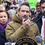 A Beastie Boy Spoke Out at Adam Yauch Park Rally: 'We've Got to Stand Up Against Hate'.