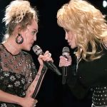 Miley Cyrus and Pentatonix Join Dolly Parton for Epic Acapella Performance of 'Jolene'.