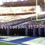 This is How It's Done… National Anthem at Army-Navy Game Is Epic.