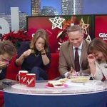 'It Burns': Holiday Artichoke Dip Goes Horribly Awry On-Air.