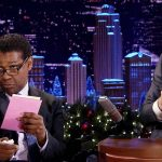 Denzel Washington Deserves an Emmy for His Dramatic Greeting Card Performance.