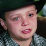 Boy Loses His Dad to Cancer, Breaks Down In Tears When He Sees the Surprise Outside His House.