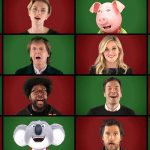 Jimmy Fallon Gets Paul McCartney and Cast of 'Sing' to Perform 'Wonderful Christmastime'.