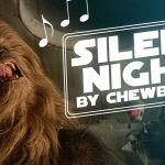 Chewbacca Singing 'Silent Night' Is the Best Thing That Happens This Christmas.
