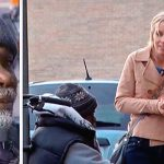 She Accidentally Drops Engagement Ring In Homeless Man's Cup. 2 Days Later, She Wants It Back.