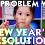 A 4-Year-Old Girl Adorably Explains the Problem With New Year's Resolutions.