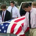 Teens Step Forward to Serve as Pallbearers for Veteran With No Family.