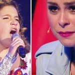 When This 13 Year-Old Began Singing, She Did Something That Left The Judges In Tears.