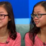 Twin Sisters Separated at Birth and Adopted by Different Families Are Reunited for the FirstTime.