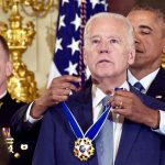 Joe Biden Gets Emotional as President Obama Surprises Him With 'Medal of Freedom'.