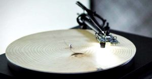 What do tree rings sound like when played like a record? It's hauntingly beautiful.
