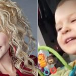 This video of 2-year-old singing Dolly Parton's 'Jolene' is totally adorable.