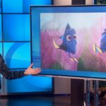 Ellen used 'Finding Dory' to send a vital message about helping others.
