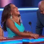 Steve Harvey's 'worst contestant ever' on 'Family Feud' will have you crying laughing.