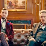 Justin Timberlake and Christopher Walken bring 'Bye Bye Bye' back in 'Super Bowl' ad.