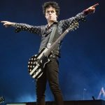 Watch Green Day rock out with disabled fan in London.