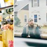 Man buys 50 McDonald's burgers, then confronts the stranger he saw walk out empty-handed.