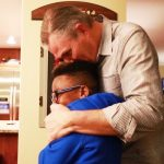 When this man told his foster care story, people listened… 39 million people.