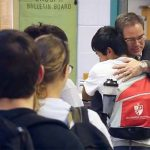 When a heroic teacher talks about his disabled son, the entire class is moved to tears.