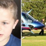 Dad trapped under car, crushing his chest. But then 8-year-old says 'angels' gave him strength.