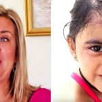 Mom adopts orphan with nose eaten off by animals. 3 years later, she transforms.