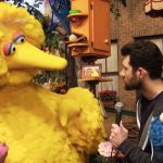 Watch Billy Eichner ambush Muppets on 'Sesame Street' to talk about kindness.