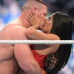 John Cena pops the question to his longtime love… and she says yes.