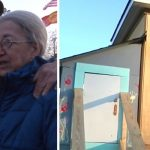 Veteran couple sleep in freezing cold every night, lose it when little kids 'give' them a house.