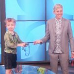 5-year-old inventor shows off his latest creation on 'Ellen'.