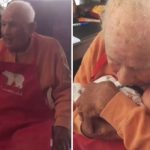 This video of a 105-year-old meeting his 5-day-old great grandson is bringing joy to the world.