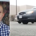 6-year-old spots man lying in parking lot, begs grandma to stop car and won't take no for an answer.