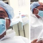 Wife goes into labor for sixth time, but when dad looks closer at baby, he screams 'Oh my god'.