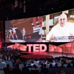 Pope Francis gives a surprise TED Talk, calls for a  'revolution of tenderness'.