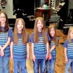 Bullies make fun of 6 sons' long hair, then mom has them chop it all off.